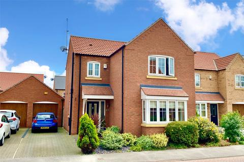 3 bedroom detached house for sale - Bowland Way, Kingswood, Hull, East Yorkshire, HU7