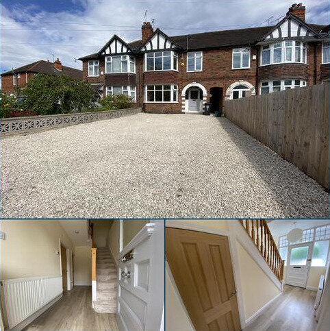 3 bedroom townhouse for sale - Melcroft Avenue, Leicester LE3