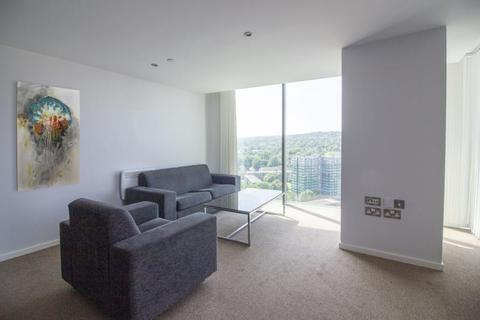 2 bedroom apartment to rent - Velocity Tower, St. Mary's Gate, Sheffield, S1 4LS
