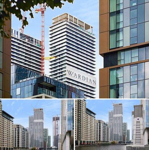 1 bedroom flat for sale - The Wardian Canary Wharf E14