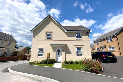 4 bedroom detached house for sale - Cecil Griffiths Close, Tonna, Neath. SA11 3FF