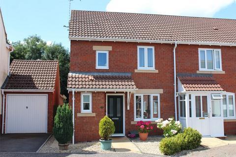 3 bedroom end of terrace house for sale - Merrifields, Cotford St Luke, Taunton, Somerset