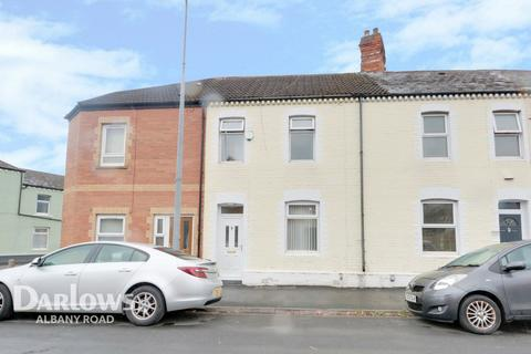 3 bedroom terraced house for sale - Singleton Road, Cardiff