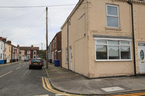 2 bedroom end of terrace house to rent - Redcar St, Hull, HU8