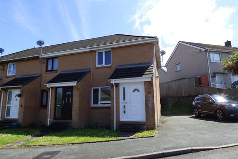 2 bedroom end of terrace house to rent - Castle High, Haverfordwest