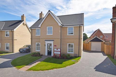 4 bedroom detached house for sale - Nursery Lane, South Wootton