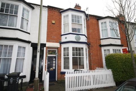 4 bedroom terraced house to rent - Walton Street, West End, Leicester LE3