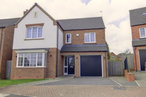 4 bedroom detached house for sale - Monterey Court, Humberstone, Leicester