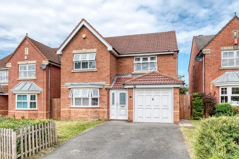 4 bedroom detached house for sale - Oaklands Way, Northfield, Birmingham, B31 5EA
