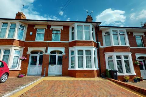 3 bedroom terraced house for sale - Cromwell Road, Birchgrove, Cardiff