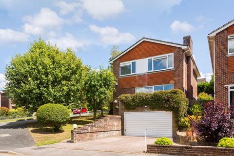 4 bedroom detached house for sale - Fircroft Close, Brighton