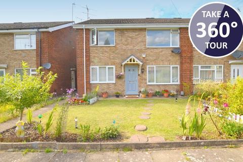 2 bedroom maisonette for sale - Canterbury Close, Leagrave, Luton, Bedfordshire, LU3 2QY