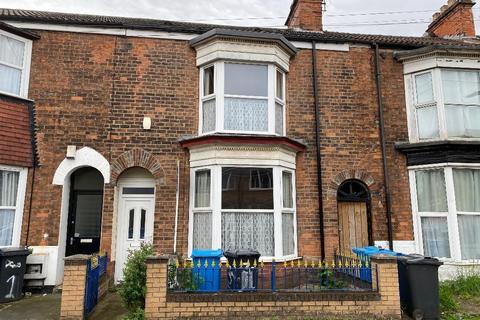 4 bedroom terraced house for sale - De Grey Street, Hull, HU5 2RY