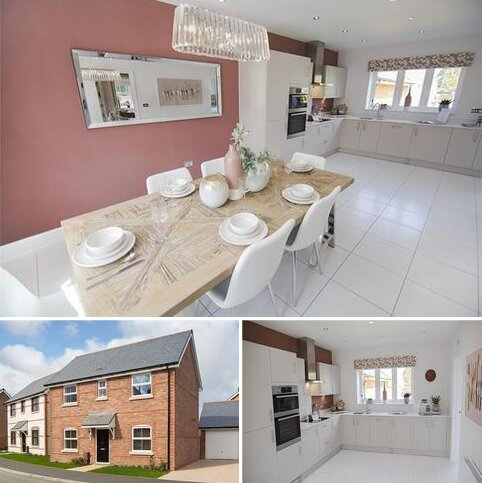3 bedroom detached house for sale - Plot 46, Ingleby at Southbourne Fields, Alfrey Close PO10