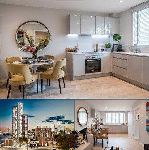 2 bedroom apartment for sale - Plot B81, Lime Quarter Tower Type 12 at Lime Quarter, Devons Road, London E3