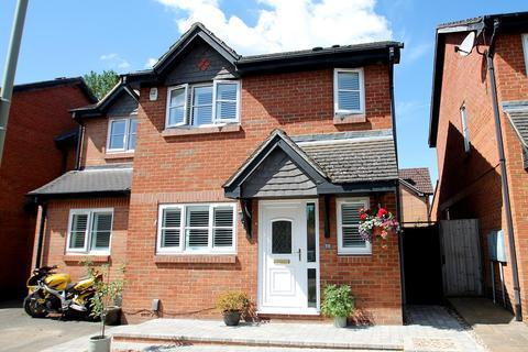4 bedroom link detached house for sale - Acer Drive, West End, Woking, GU24
