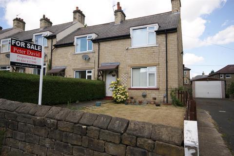 2 bedroom end of terrace house for sale - Longwood Road, Huddersfield