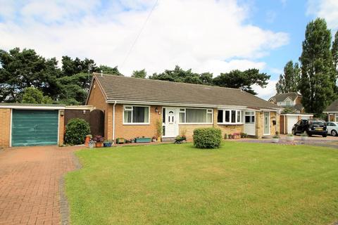 3 bedroom semi-detached bungalow for sale - Virginia Close, Stockton-On-Tees