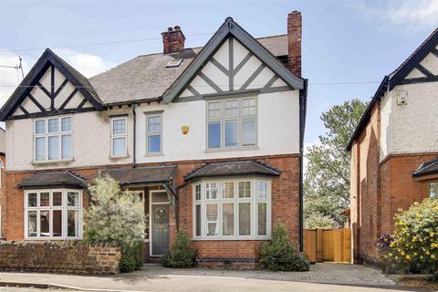 4 bedroom semi-detached house to rent - Edward Road, West Bridgford, Nottinghamshire, NG2 5GF