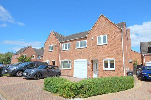3 bedroom semi-detached house for sale - Walnut Close, Hough, Crewe