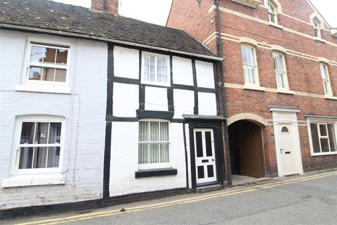 1 bedroom terraced house to rent - Chapel Street, Wem,