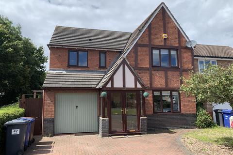 4 bedroom detached house for sale - Fairway, Branston