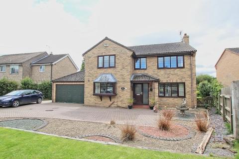 4 bedroom detached house for sale - Hobman Lane, Cranswick, Driffield