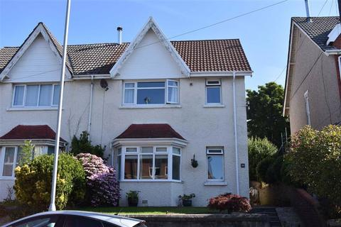3 bedroom semi-detached house for sale - Eversley Road, Sketty, Swansea