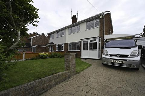 3 bedroom semi-detached house to rent - Bowden Close, Congleton