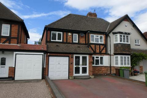 4 bedroom semi-detached house for sale - Bills Lane, Shirley, Solihull
