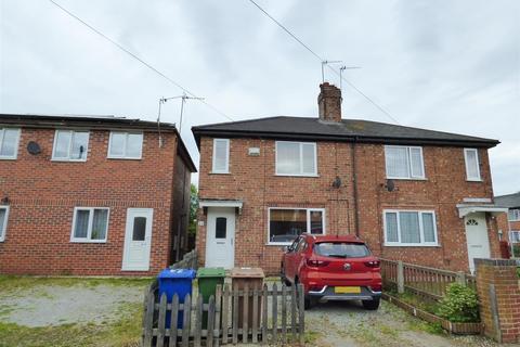 2 bedroom semi-detached house for sale - Hodgson Avenue, Beverley, East Yorkshire, HU17 0BH
