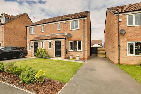 3 bedroom semi-detached house for sale - Lewis Crescent, Annesley, Nottinghamshire, NG15 0EJ