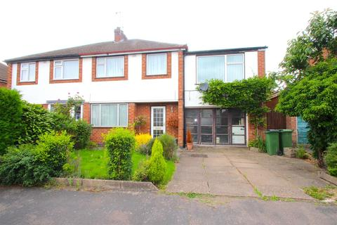 4 bedroom semi-detached house for sale - South Avenue, Leicester Forest East