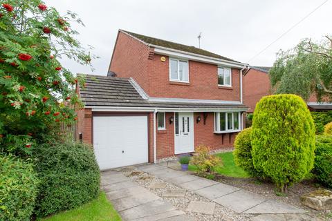 3 bedroom detached house for sale - Osprey Close, Leeds, LS17
