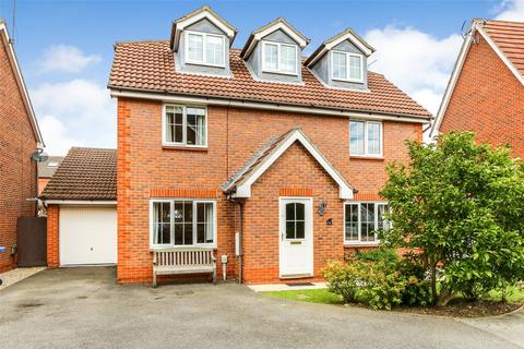 5 bedroom detached house for sale - Goodwood Close, Beverley, East Yorkshire, HU17