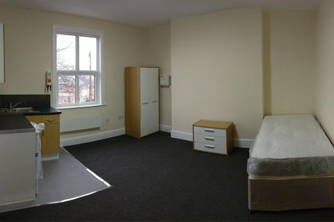 Studio to rent - Wanlip Road, Syston, Leicester LE7