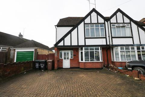 3 bedroom semi-detached house to rent - Lewsey Road, Luton LU4