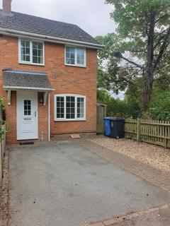 2 bedroom end of terrace house to rent - Plough Road, Yateley