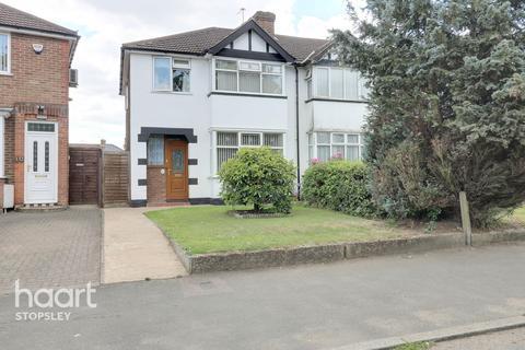 3 bedroom semi-detached house for sale - Putteridge Road, Luton