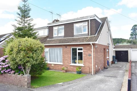 4 bedroom semi-detached bungalow for sale - Heol Croesty, Pencoed, Bridgend. CF35 5LR