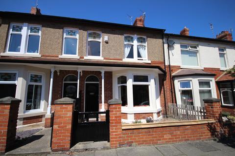 3 bedroom terraced house - Kew Gardens, Whitley Bay, Tyne & Wear, NE26 3LY