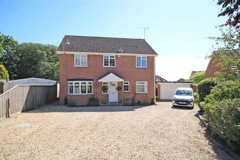4 bedroom detached house for sale - Poplar Lane, Bransgore, Christchurch, Hampshire, BH23