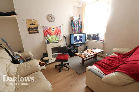 4 bedroom terraced house for sale - Meadow Street, Pontypridd