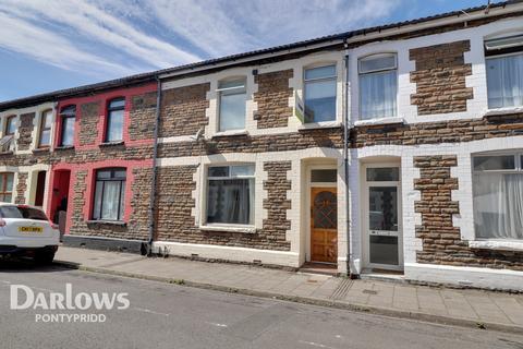 4 bedroom terraced house for sale - Meadow Street, Pontypridd