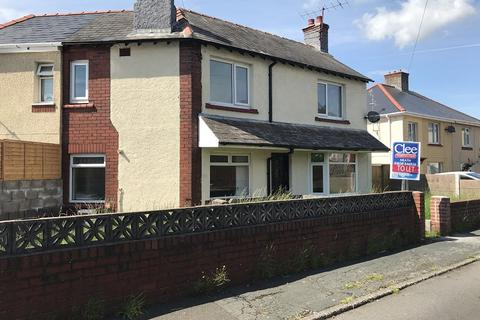 3 bedroom semi-detached house to rent - Glanymor Street, Briton Ferry, Neath, Neath Port Talbot.