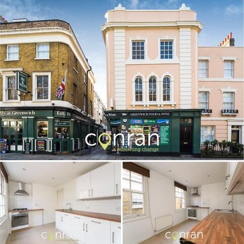 2 bedroom apartment to rent - King William Walk, Greenwich, SE10