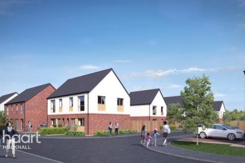 2 bedroom semi-detached house for sale - Harker Close, Nottingham
