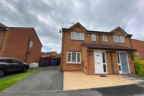 3 bedroom semi-detached house to rent - Merrydale Drive, Croxteth, Liverpool, L11 4UD