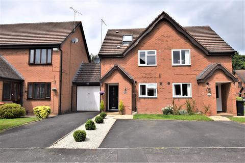 3 bedroom semi-detached house for sale - Hazeltree Grove, Dorridge, Solihull, B93 8HL