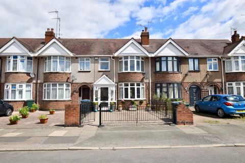 3 bedroom terraced house for sale - Prince of Wales Road, Chapelfields, Coventry, CV5 - FULL WIDTH EXTENSION WITH LOFT ROOM